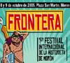 Frontera: El primer festival de historieta de Morón