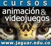 Cursos de Animación y Videojuegos<br>JAGUAR taller digital s.a.>