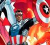 Marvel cambia de raza al Capitán América y lo mete en la piel de Falcon, otro de sus superhéroes