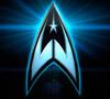 El logo de Star Trek sobrevuela Londres en un batallón de cuadricópteros