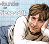 Steve Jobs y Bill Gates saltan al cómic